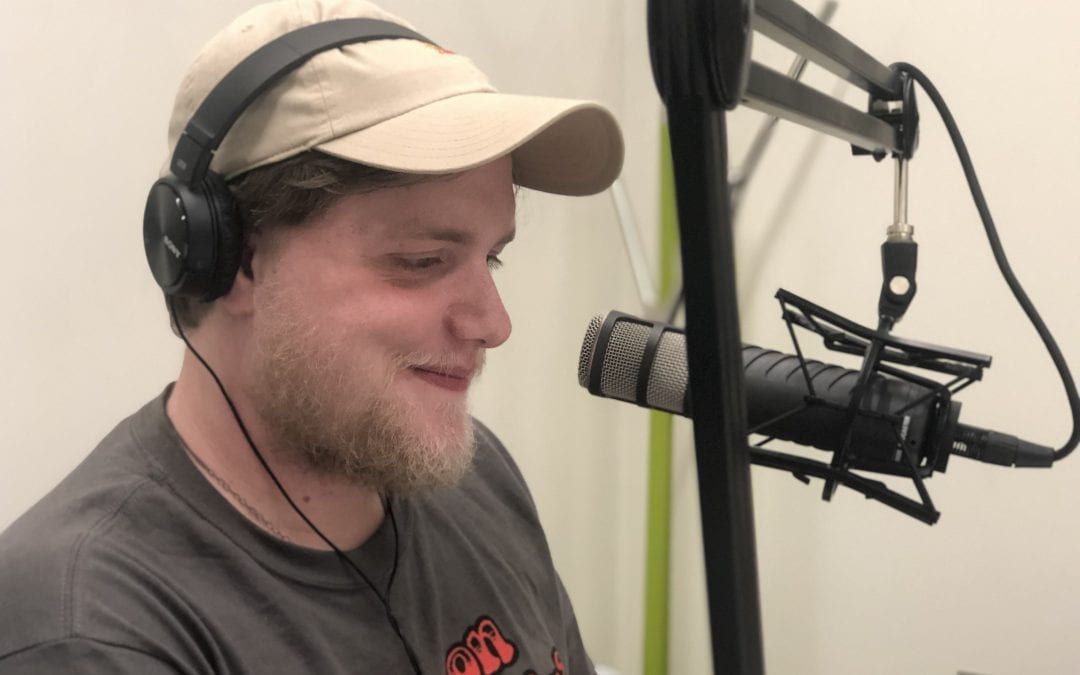 Podcasting is part of the puzzle for Omaha Comedian