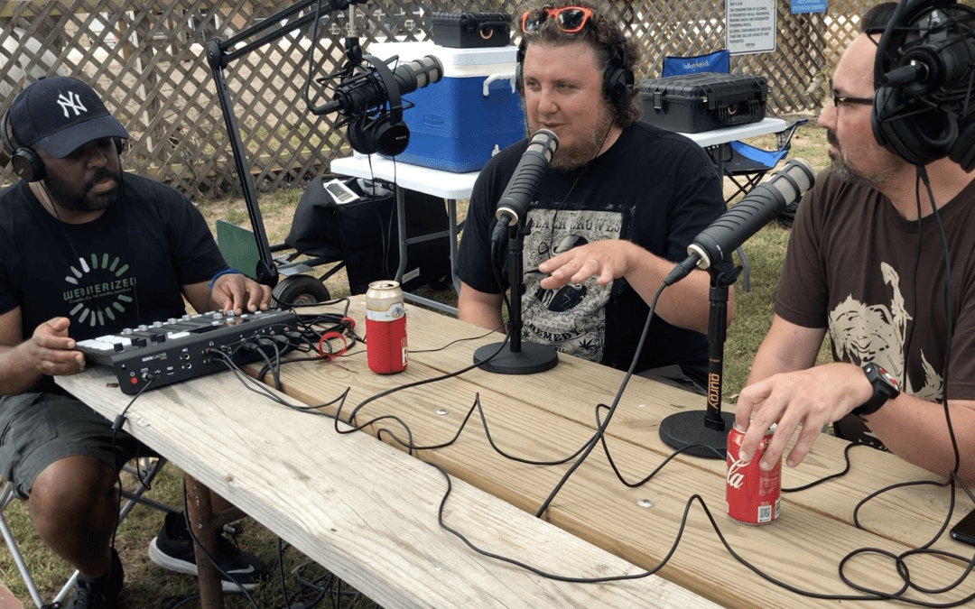 Continental Drift Music Festival Podcast: Behind the Scenes